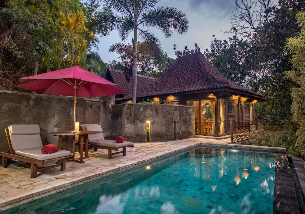 Private Pool, Ayung Resort Ubud