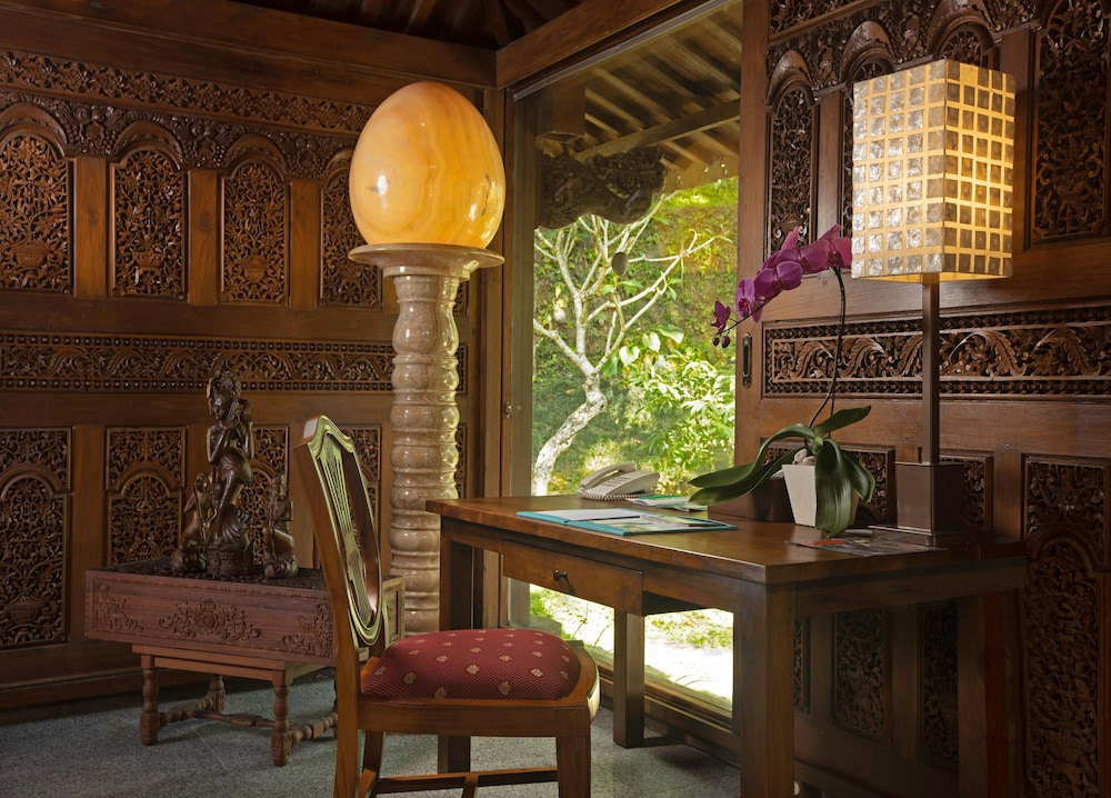 Living Area, Ayung Resort Ubud