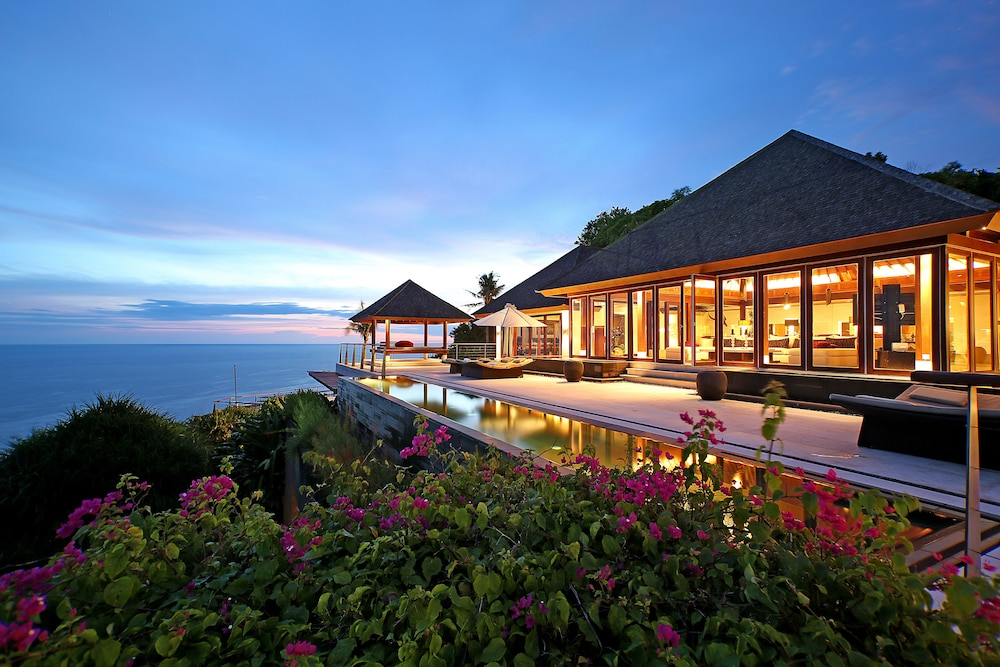 Front of Property - Evening/Night, The Edge Bali