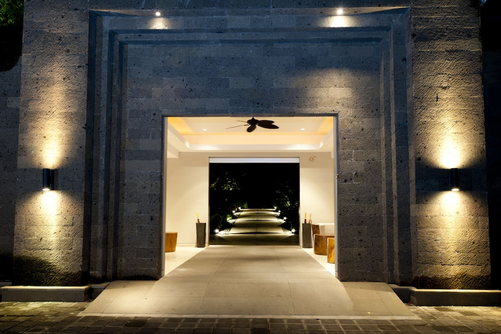 Interior Entrance, The Edge Bali