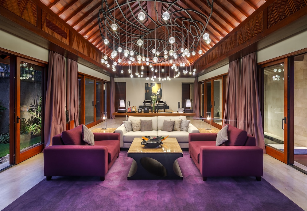 Living Area, The Edge Bali