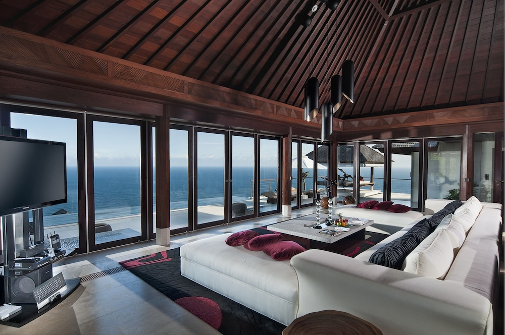 Living Room, The Edge Bali