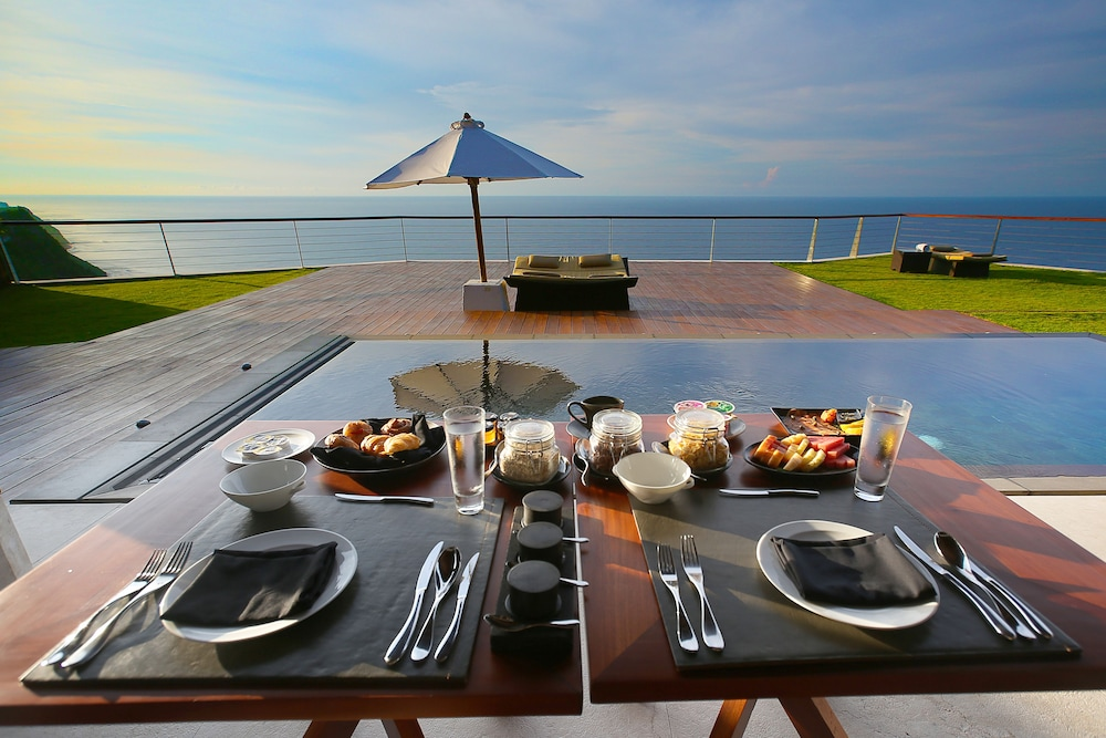Breakfast Meal, The Edge Bali