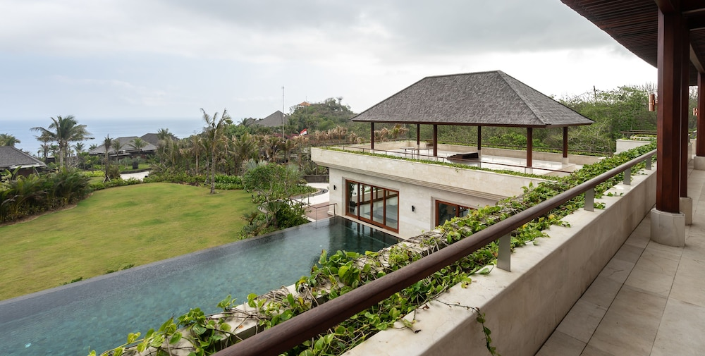 Balcony View, The Edge Bali
