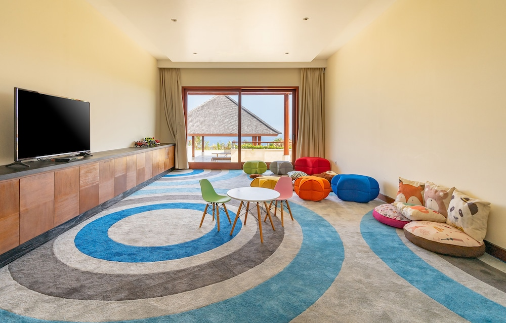 Children's Play Area - Indoor, The Edge Bali