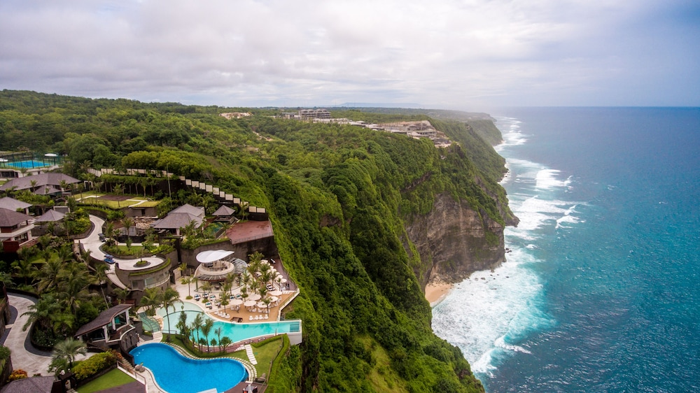 Aerial View, The Edge Bali