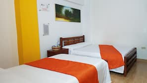 Pillowtop beds, iron/ironing board, free WiFi, wheelchair access