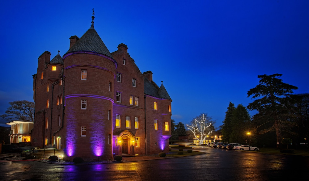 Front of Property - Evening/Night, Fonab Castle Hotel & Spa