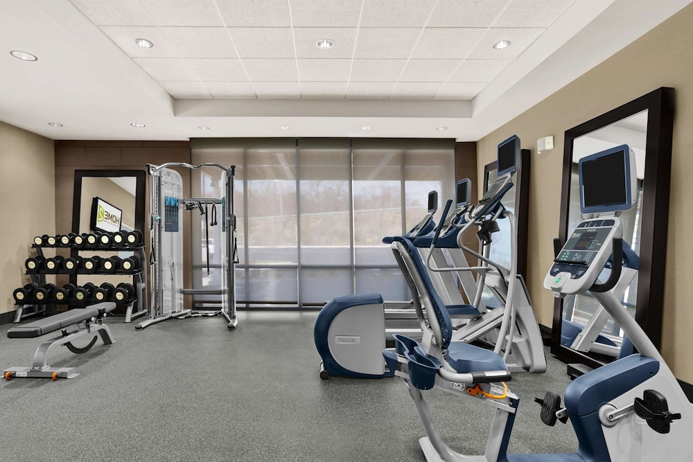 Fitness Facility, Home2 Suites by Hilton Baltimore/White Marsh