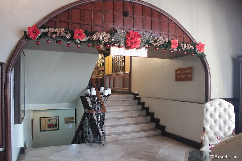 Staircase, New Camelot Hotel