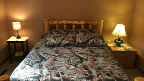3 bedrooms, Internet, bed sheets