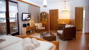5 Schlafzimmer, WLAN