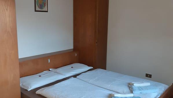 2 Schlafzimmer, Zimmersafe, WLAN, Bettwäsche