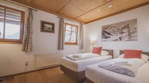 7 Schlafzimmer, Bettwäsche