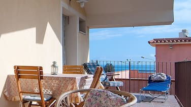 Apartment With one Bedroom in Avola, With Wonderful sea View, Furnished Terrace and Wifi - 200 m From the Beach