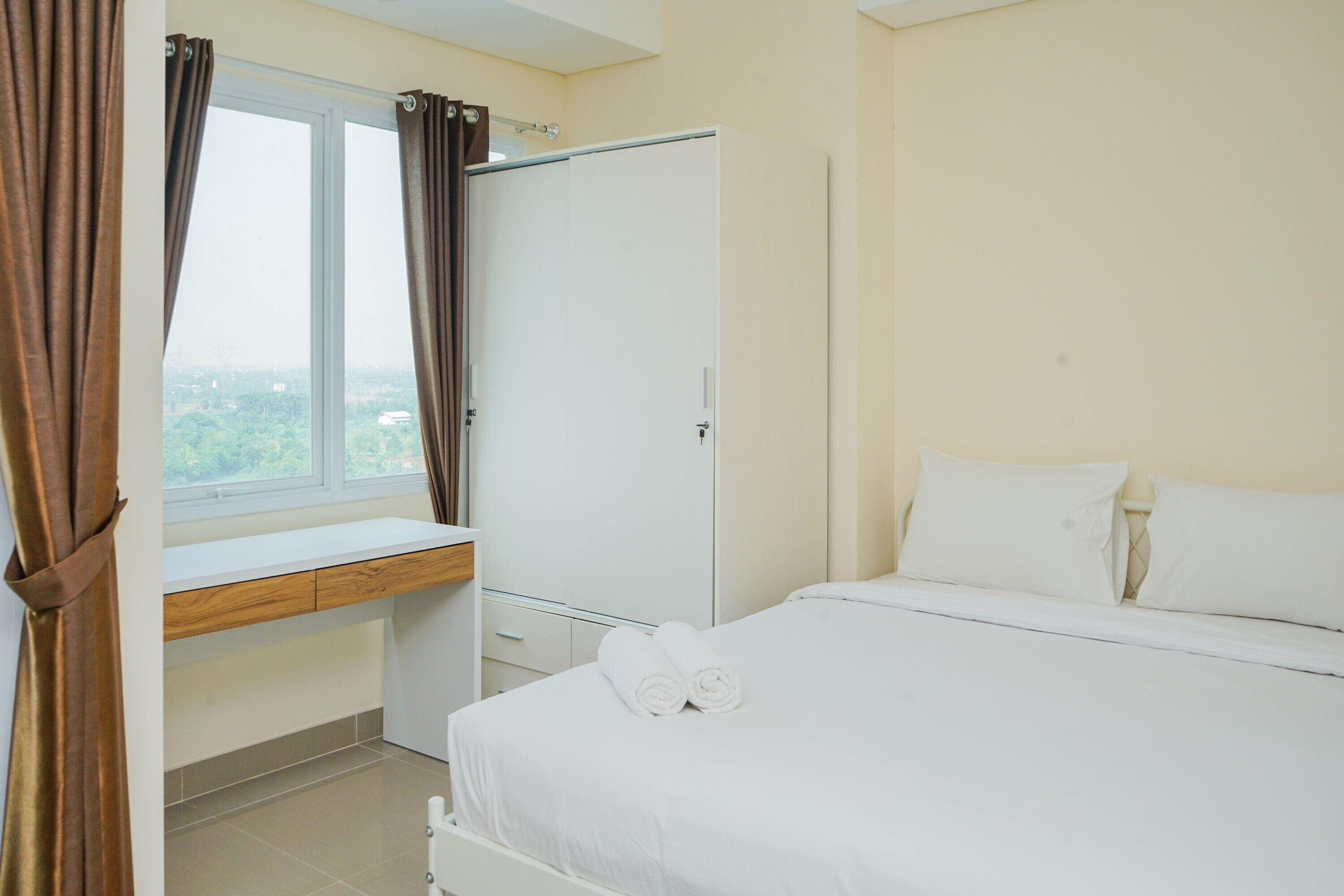 Minimalist Studio Apartment At B Residence Near Aeon Mall Bsd 2021 Room Prices Deals Reviews Expedia Com