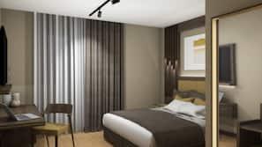 Allergikerbettwaren, Betten mit Memory-Foam-Matratzen, Schreibtisch