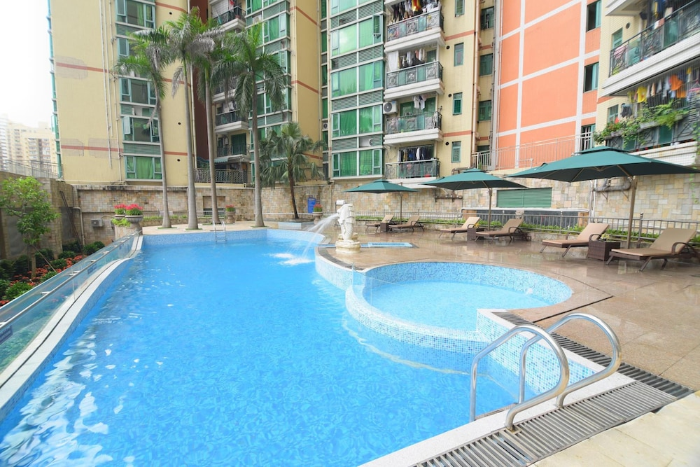 Pool, BoJin Hotel (Luohu Branch)