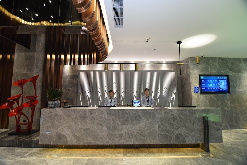 Reception, BoJin Hotel (Luohu Branch)