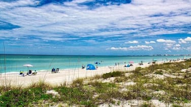Pass-a-grille Beach Views 709-13 by Tech Travel~