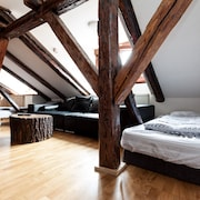 Authentic & Charming Loft directly in the center