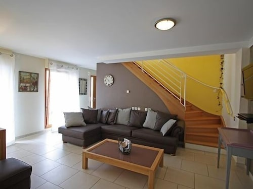 Living Room, Gite Rebeuville, 3 Bedrooms, 8 Persons