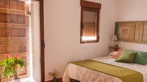 Cuna de viaje, wifi gratis, ropa de cama y acceso en silla de ruedas