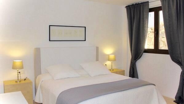1 chambre, accès Internet