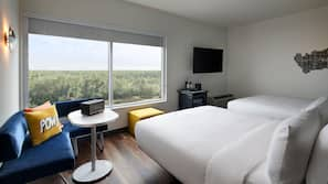 In-room safe, blackout drapes, iron/ironing board, rollaway beds