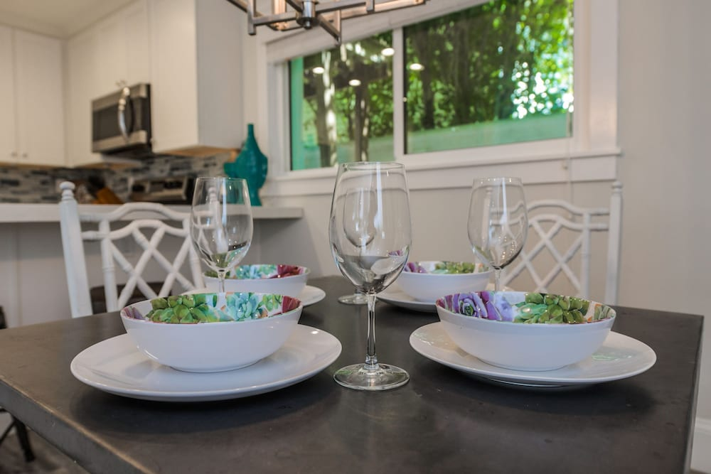 Dining, Bayside Bungalows by AMI Locals