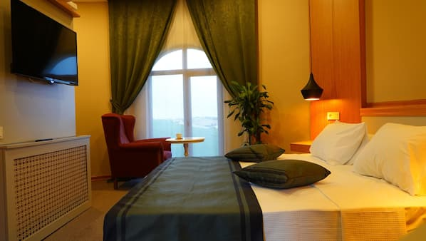 4 Schlafzimmer, WLAN