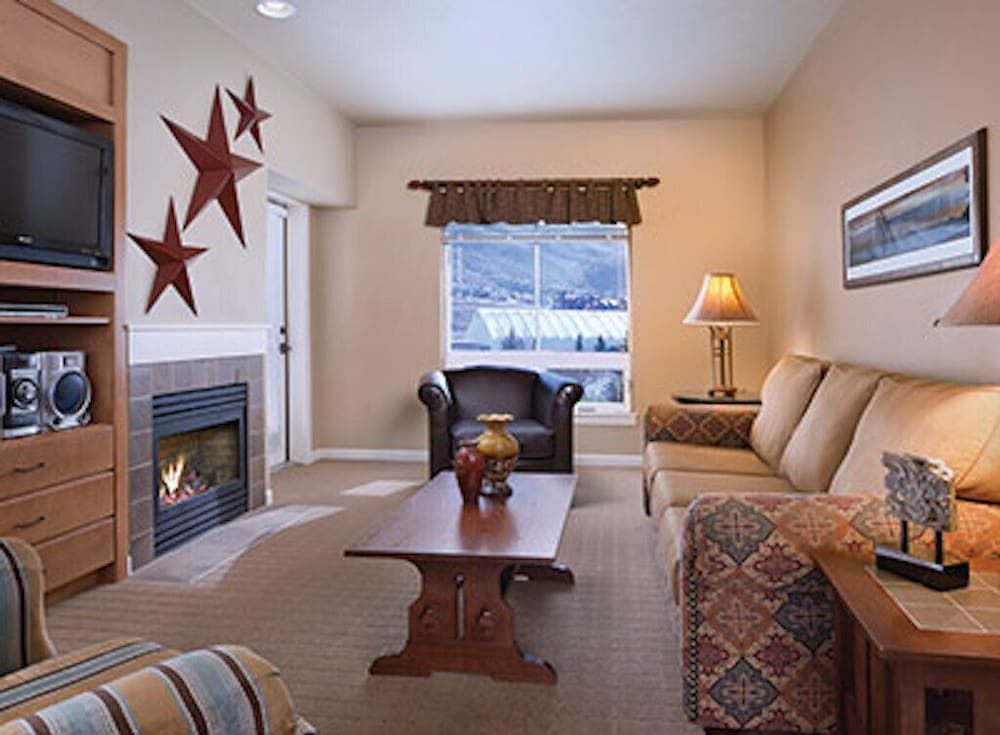 Living Room, Christmas Ski at the Famous Steamboat Springs