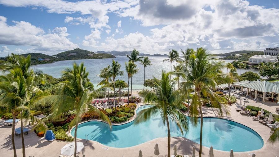 Great Bay Condominiums located at The Ritz-Carlton Club, St Thomas