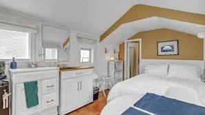 1 makuuhuone, Wi-Fi, vuodevaatteet