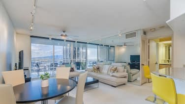 Downtown Honolulu Condo With Exceptional Views and Amenities