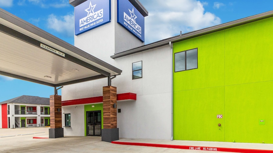 Americas Best Value Inn & Suites Kingwood IAH Airport