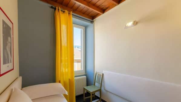 2 sovrum, wi-fi och sängkläder
