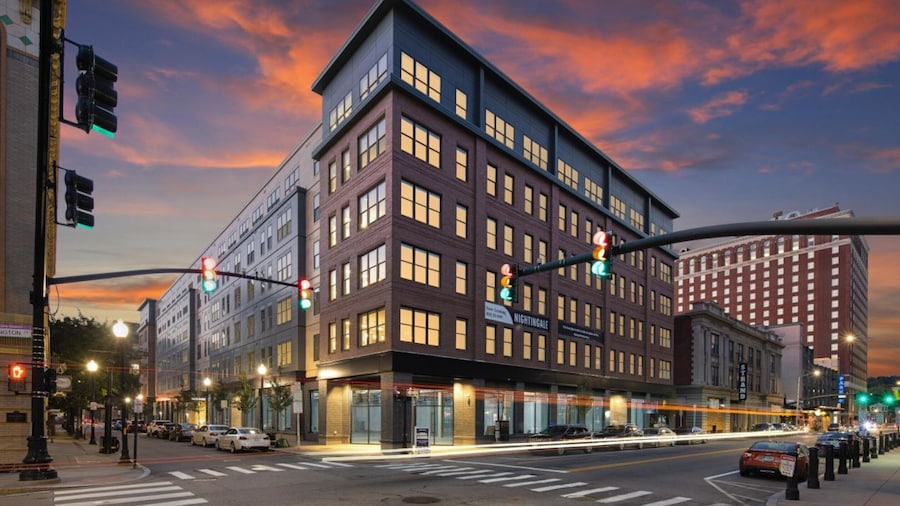 Global Luxury Suites Downtown Providence