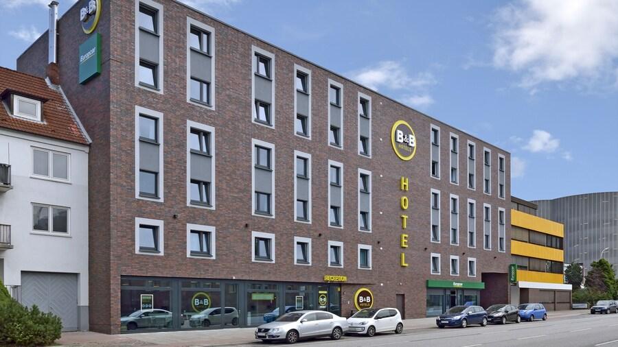 B&B Hotel Hamburg-Wandsbek