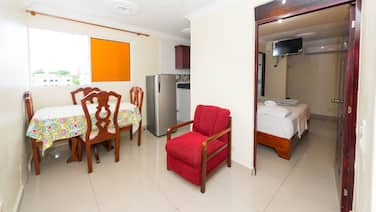 Tropical Island Apartahotel- one Bedroom Looking to the City