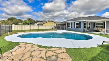New! Family-friendly Retreat w/ Backyard Oasis!