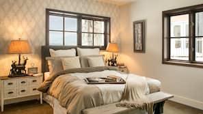 9 makuuhuonetta