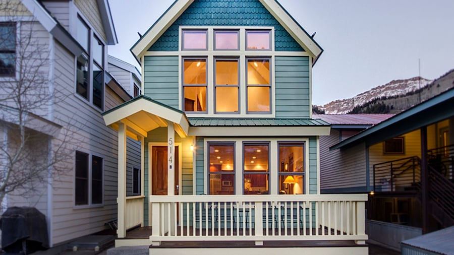 Pacific Street Townhome 514b by Alpine Lodging Telluride