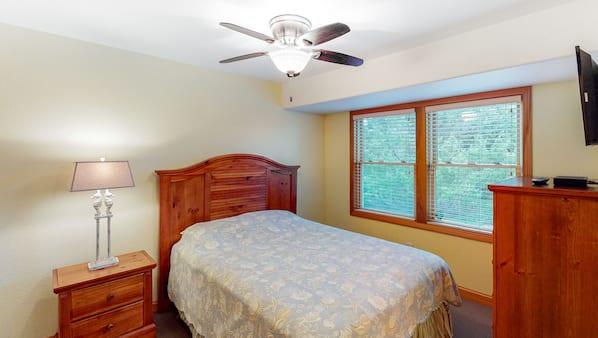 6 bedrooms, Internet, bed sheets