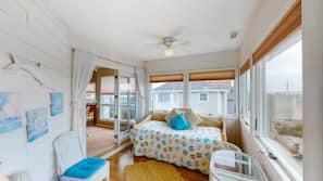 5 bedrooms, Internet, bed sheets