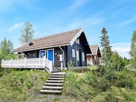 10 Person Holiday Home in Sysslebäck