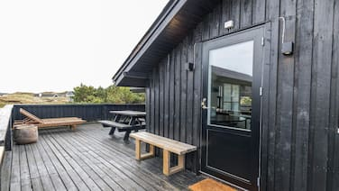 5 Person Holiday Home on a Holiday Park in Fanø