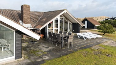 8 Person Holiday Home on a Holiday Park in Fanø