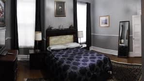 1 bedroom, cribs/infant beds, Internet