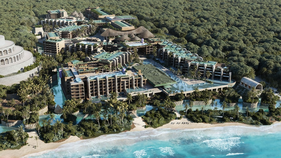 Hotel Xcaret Arte - All Parks / All Fun Inclusive - Adults Only